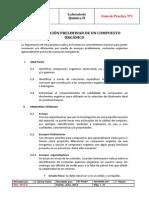 Lab Quimcia Identificacion Preliminar de Un Compuesto Organico(1)