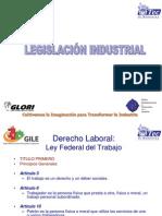 851-20 Legislación Industrial