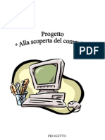 PROGETTO alla scoperta del computer
