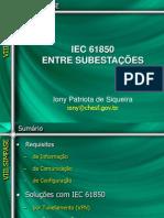 17h30 - MESA REDONDA - Iony Siqueira - Chesf