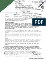 Nov. 1996 Emanuel Memo to Clinton