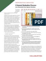 Advanced Cement Evaluation Process