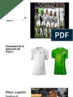 Equipo de Futbolde Algeria
