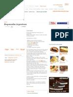 Receita de Empanadas Argentinas - Cyber Cook Receitas