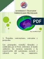 Acuerdos y Tratados Ambientales