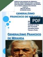 Presentación Francisco de Miranda