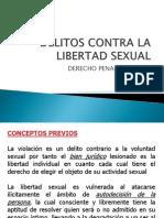 Delitos Contra La Libertad Sexual Ppt