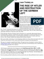 Trotsky - Germany