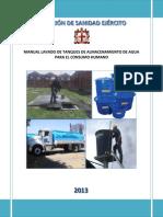 Manual Lavado Tanques de Almacenamiento