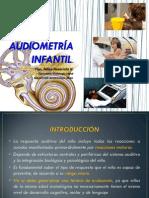 Audiometría Infantil