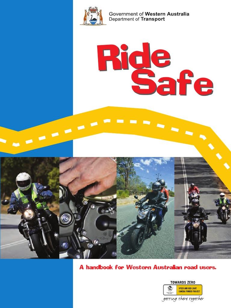 Western australia lbu dl b ridesafeall moto | motorcycle.
