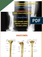 Traumatologia Fx Tibia