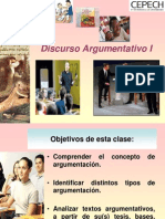 Discurso Argumentativo IIIII