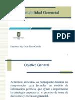 Contabilidad Gerencial 1-A Minas