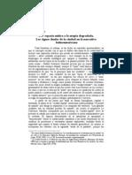Fernando Aínsa - Del Espacio Mítico a La Utopía Degradada. Los Signos Duales de La Ciudad en La Narrativa Latinoamericana