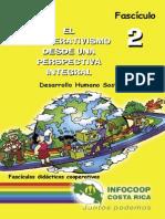 Fascículo 2 Cooperativismo y Desarrollo Humano Sostenible