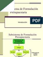SistemadeFormulacionPresupuestaria.ppt