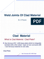 Clad Restoration