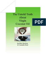 Untold Truth About COCONUT Oil
