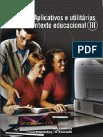 Coleção Mec Informática Aplicativos3 Gd