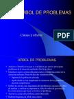 El Arbol de Problemas