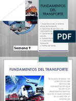 Fundamentos Del Transporte