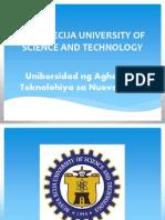 Neust Sumacab Campus