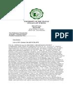 Succession List of Cases-2