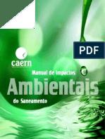 Manual de Impactos Ambientais - CAERN