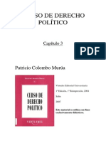 Curso de Derecho Politico - Capitulo 03