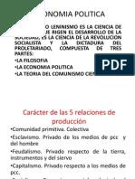Economia Politica Resumen