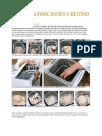 Bread Machine Basics and Beyond