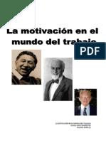 Folleto-motivación en El Mundo Del Trabajo-jesus Rodriguez