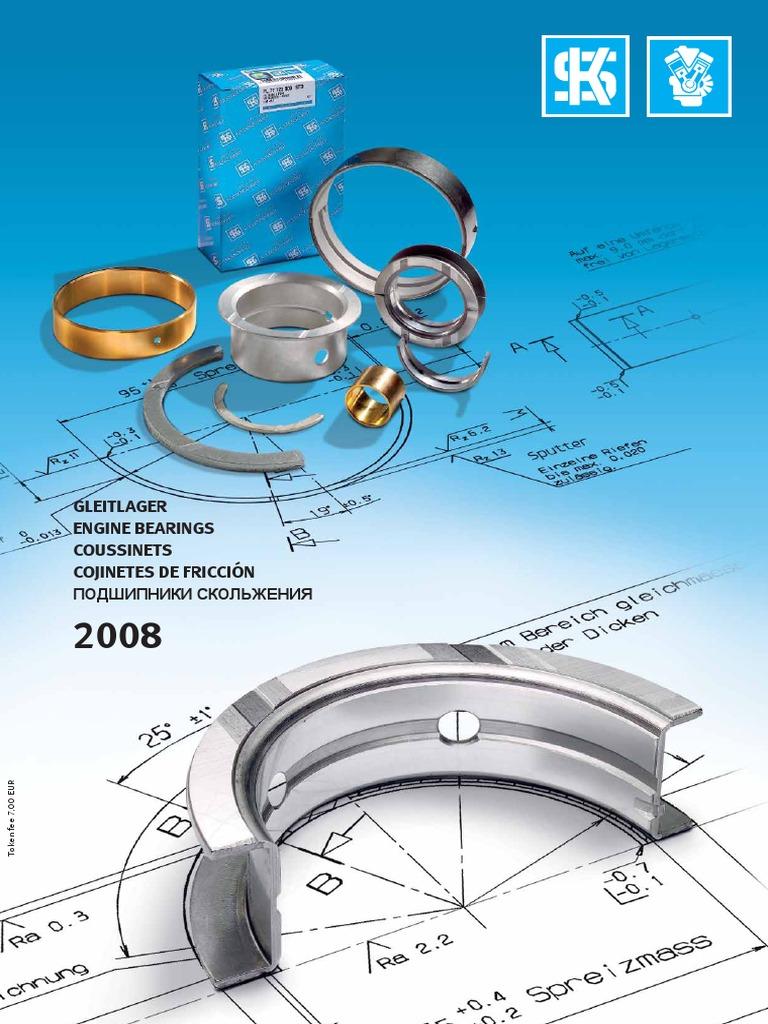 KS 11241284849 Engine Connecting Rod Bearing Set
