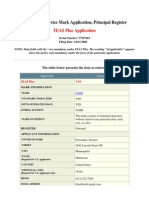 Desiree Fernandez NOMI Trademark Application North Minneapolis USPTO