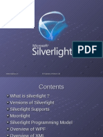 Presentation on Silver Light- By Vishal Gupte