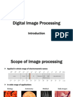 1. Digital Image Processing - Introduction