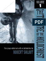 The Theatre of the Holocaust, Volume 1 Four Plays (Theatre of the Holocaust)