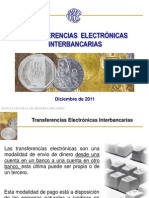 Transferencias CCE y BCR Peru