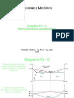 07 - Diag Fe C y Microestructuras - 2008