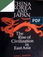 As Civilizações Da China Coereia e Japão - Inglês
