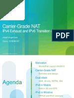 Carrier Grade NAT