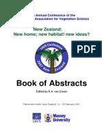 IAVS2006Program