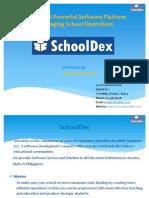SchoolDex - Best School Management Software in Arizona, Idaho & Philippines