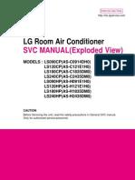 LG AC Service Manual