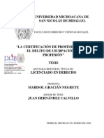 LACERTIFICACIONDEPROFESIONISTASYELDELITODEUSURPACIONDEPROFESION.pdf