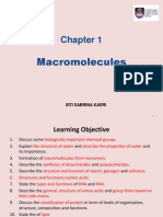1. Macromolecules_part 2 Til Lipid