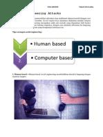 Contoh Kasus Hacking Sosial Engineering