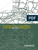 Strategic Urban Development Plan for Masaka Municipality