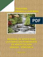 Cartilla AGROECOLOGICA